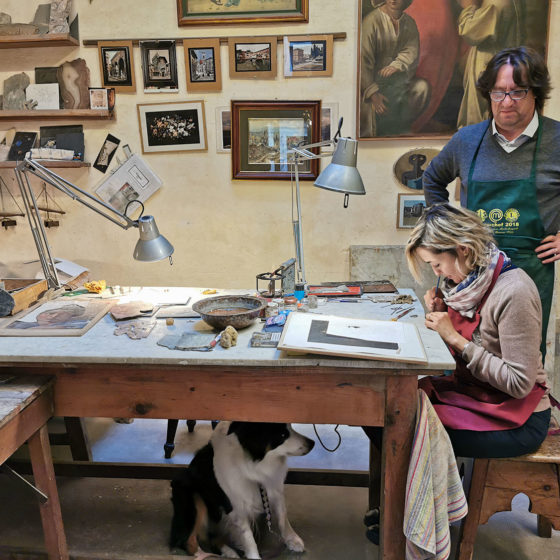artisans workshop private tour florence