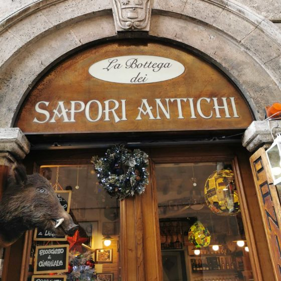 tipical food guide tour florence