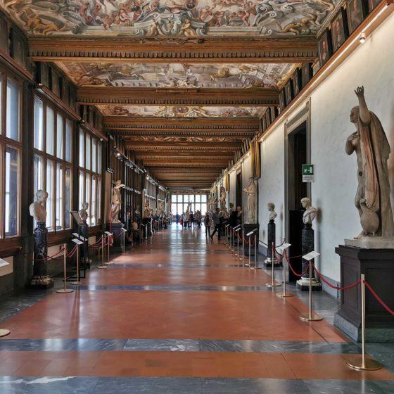 uffizi gallery florence private tour