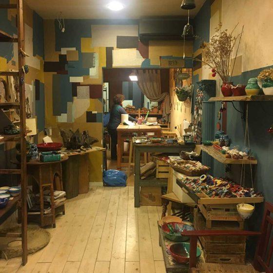 artisans workshop guided tour florence