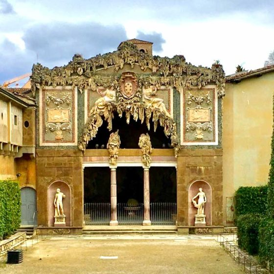 florence gardens private tours